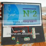 Factory wholesale 5 7 10 inch touch tft lcd module / 7inch tft tv