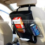 Car seat back Thermal insulation Hanging bag/car seat back storage bag