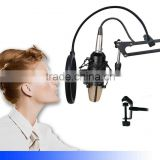 Recording Studio Flexible Windscreen Gooseneck Microphone for Noise Filter
