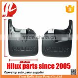 car body parts plastic mudguard for hilux revo accessories
