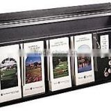 Acrylic Outdoor Brochure Holder/Acrylic Magazine Holder