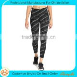 Women base layer tight sublimation leggings competitive price pants
