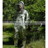 cotton polyester beekeeping suit, New design and style beekeeping suits, honey bee cotton polyester coverall beekeeping suit