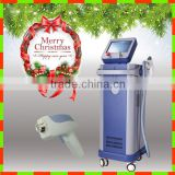 New Technology 808nm Permanent Hair Semiconductor Removal Diode Laser Hair Removal Bikini / Armpit Hair Removal