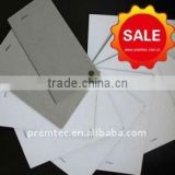 "70X100CM 61X86CM 24"" X36"" Coated Duplex Board whit Grey Back for Printing"