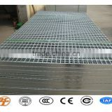 heavy duty hot dipped galvanized manual welded steel grating sewer cover well cover safety tread