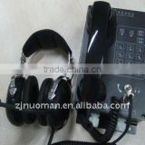 marine/boat anti-noise telephone set