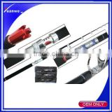 2014 hot sales Fiber Glass boat fishing rod For Sales