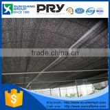 Professional Supply 100% HDPE sunshade net/ plastic garden shade rate / black plastic shading net (professional factory )