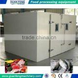 Cold room for cold storage of fish meat vegetables