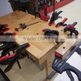 clamp workbench table clamp ratchet bar clamp