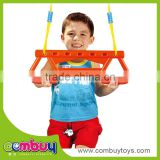 Hot sale kids play plastic sport toy set indoor indian swing