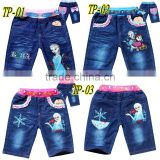 wholesale baby girls jean kids summer jean short kids pants