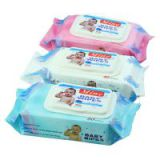 Alcohol free baby wet wipes