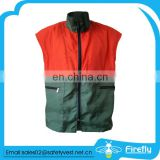 High visibility workwear jacket