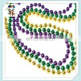 Ladies Fluorescent Fancy Dress Disco Mardi Gras Beads Necklaces HPC-0907