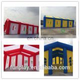 HI hot sale!!popular tent 0.45mm PVC Fashion roof top tent/inflatable marquee,inflatable tent,inflatable canopy / tent