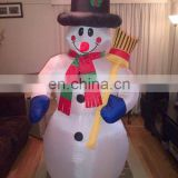 New giant inflatable christmas snowman for decorations