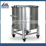 FLK CE industrial diesel oil storage skid tank with high quality