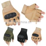 newest 2016 Half Finger YIWU Shooting slip resistant Army Tactical Gloves wholesale