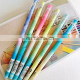 gradient color pen sign pens bling roller pens