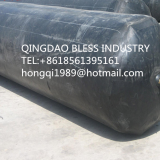 rubber inflated culvert form, pneumatic tubular form, culvert balloon, rubber balloon, pneumatic tubular formwork