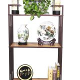 metal display racks home shelf wine racks