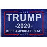 Wholesale 3x5 Ft Donald Trump Election Flag for President 2020 Keep American Great Flag