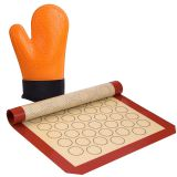 Non-Stick Silicon Baking Mat Sets - 2 Pk, 16 1/2