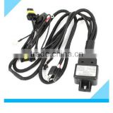 Top quality electrical 35W 6000K Car HID H4 Headlamp Bulb Wiring Harness Controller for auto light