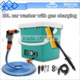 (73025) 120L tank portable mutipurpose 12V battery powered gas testing handy pressure washer
