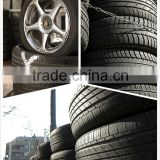 High quality car tire reach with prompt delivery