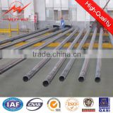 Driveway 8m galvanized light pole base plate drawing