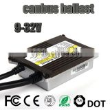 WHOLESALE !2016 factory sale high quality canbus Ballast 35w, 35 watt Hid Xenon Ballast,digital ballast 35w 12v 24v