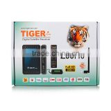 Tiger Z99 Pro Arabic Channels IPTV Set Top Box with IKS account for Middle East and Europe