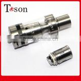 New Arrival Big Capacity Vertical Coil Oem Logo Sub Ohm Tank Temperature Control Clear Quartz Glass Coil Tube Tank