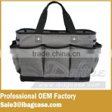 Networking Tool Bag 600D Polyester Canvas Gardening Tote Bag