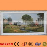 picture infrared panel heater picture electric heater far infrared heating panel 400W home use