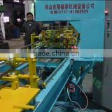 ss stainless steel pipe internal buffing machine