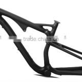 mtb bike full carbon frame, 29er MTB carbon frame fiber mtb frame bicycle parts bike China