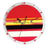 Face Shape Acrylic Wall Clock