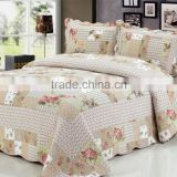 Alibaba China Wholesale Winter mircrofiber Down bed sheet quilt