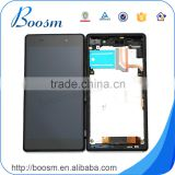 Original quality replacement for sony z2 mobile phone,lcd screen repair for xperia z2 mobile phone