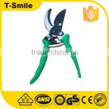 Lopping garden PVC handle pruning grapes scissors for shape cutting