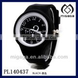CUTE AND FASHION ARABIC NUMBERAL SILICONE WATCH FOR YOUNG PEOPLE SILICONE SPORT WATCH FOR YOUTH