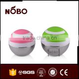 3D Ball shape hot pot thermo food storage container