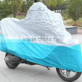 PU coated motorbike cover for all weather
