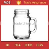 Glassware wide mouth mason jar lids with holes for drinking                                                                                                         Supplier's Choice