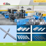 2015 New Design Commercial Metal Stud Or Agricultural Light Keel Steel Roll Forming Machine for Canton Fair