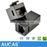 Taiwan Manufacture Cat5e Modular Jack Or Modular Adapter For Lan Cable Connection Offer Price